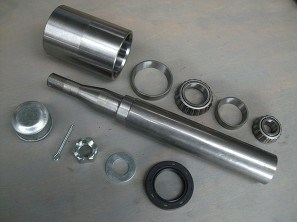 Wheel Carrier: Hub Kit & Stub Axle