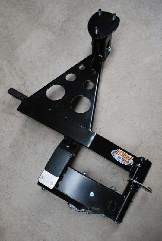 Discovery 3 Amp 4 Swing Away Wheel Carrier Rijidij Off Road