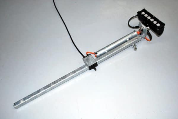 Telescopic Light Pole