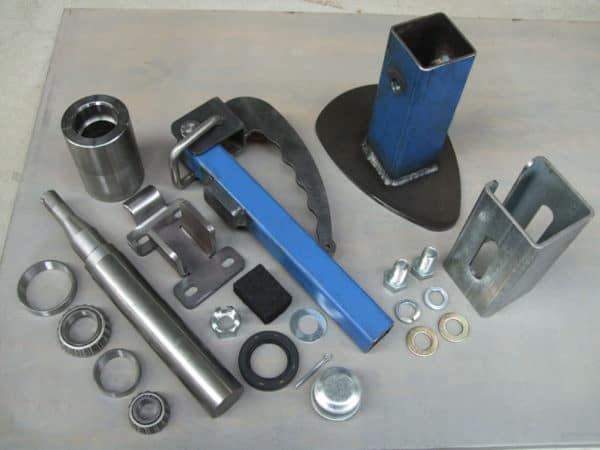Wheel Carrier Components